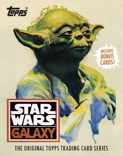 Star Wars Galaxy: The Original Topps Trading Card Series (Topps Star - Retail Box Card Trading