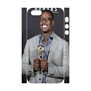 3D Yearinspace Von Miller this Year's Rookie For SamSung Galaxy S5 Phone Case Cover Guys Design, For SamSung Galaxy S5 Phone Case Cover Girl [White]