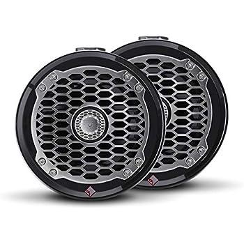 Amazon.com: Rockford Fosgate PM2652W-MB Punch Marine 6.5