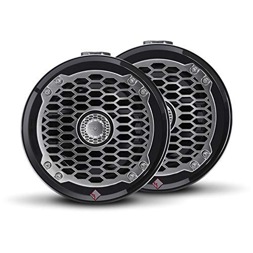 Rockford Fosgate Punch PM2652W-MB 6-1/2 mini wakeboard tower