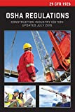 Product review for 29 CFR 1926 OSHA Construction Industry Regulations