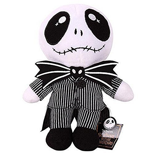 MEKBOK Nightmare Before Christmas Baby Jack Skellington 8 Plush Doll (A)]()
