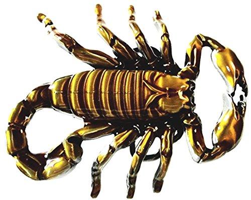 LARGE SCORPION BELT BUCKLE CLASP CLIP (Scorpion Buckle)