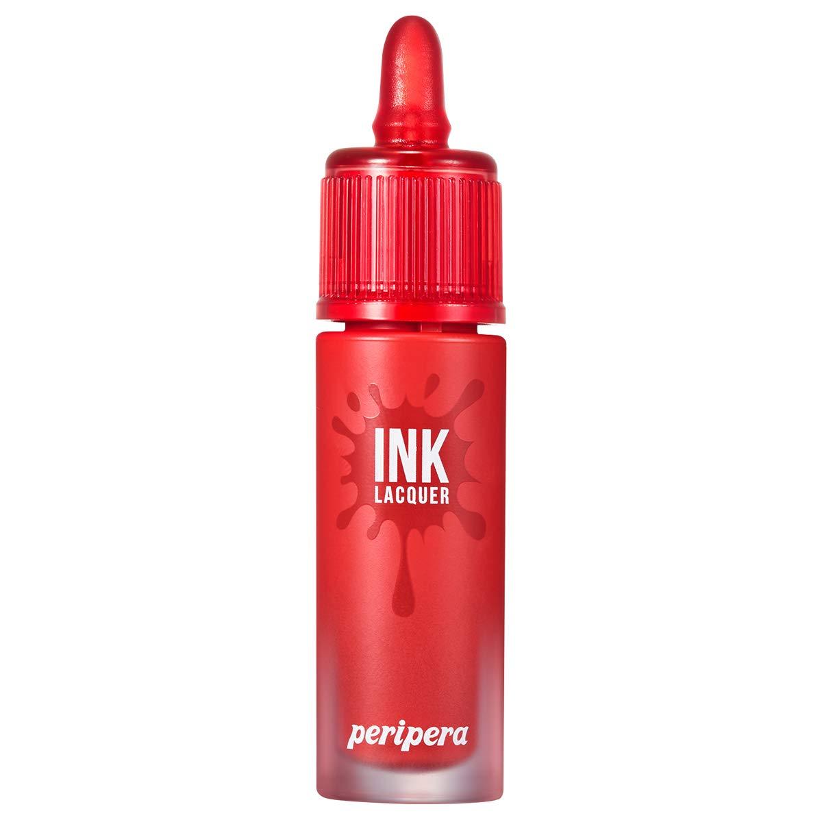 Peripera Ink Lacquer 0.12 Ounce 005 Kind Brown Fix CLIO