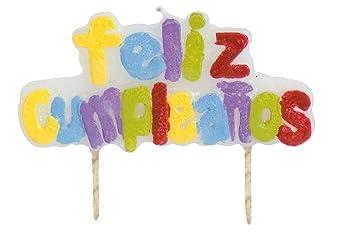 Verbetena - Vela feliz cumpleaños (012500268)