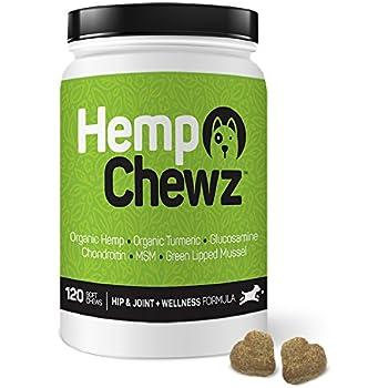 Amazon.com : Pets Primal Hemp Hip & Joint Supplement for