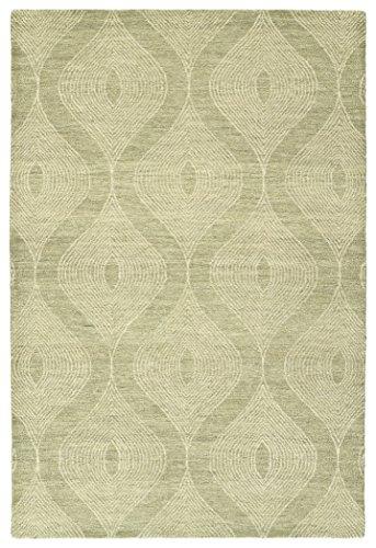 Kaleen Rugs Textura Collection TXT04-59 Sage 9' x 12' Handmade Rug