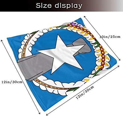 フェイスカバー Uvカット ネックガード 冷感 夏用 日焼け防止 飛沫防止 耳かけタイプ レディース メンズ Flag Of The Northern Mariana Islands