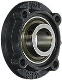 Hub City IndustriaLine 1003-02703 FC350X1-1/2 Flange Cartridge Bearing, 1.5'' ID, 2.5'' Height, 6'' Length, 6'' Width