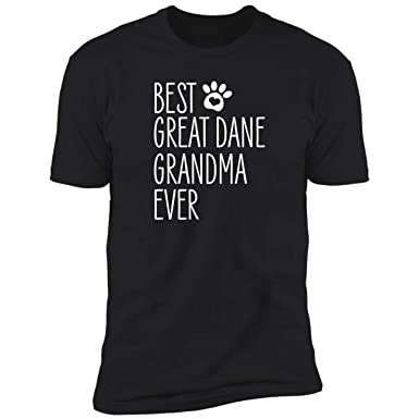 f7db4226 Best Great Dane Grandma Ever - Funny Dog Lover Gifts Idea Premium T-Shirt |  Amazon.com