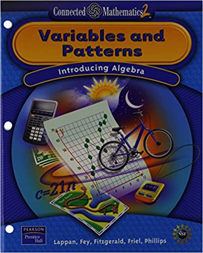 Variables and patterns introducing algebra connected mathematics 2 variables and patterns introducing algebra connected mathematics 2 fandeluxe Image collections