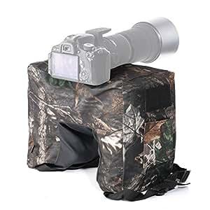 Amazon Com Movo Photo Thb02 Camouflage Camera Lens Bean