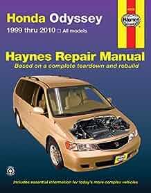 honda odyssey 1999 2010 repair manual haynes repair manual haynes rh amazon com haynes repair manual polo 90 to 96 pdf haynes repair manual phone number