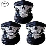 ThreeH Balaclava Skull Seamless Face Mask Motorcycle Sports Mask Halloween Headwear FM11