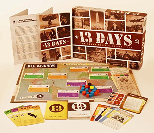 Jolly Roger Games 13 Days - The Cuban Missile - Crisis Pack