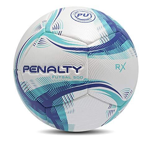 Bola Futsall 500 Penalty Azul