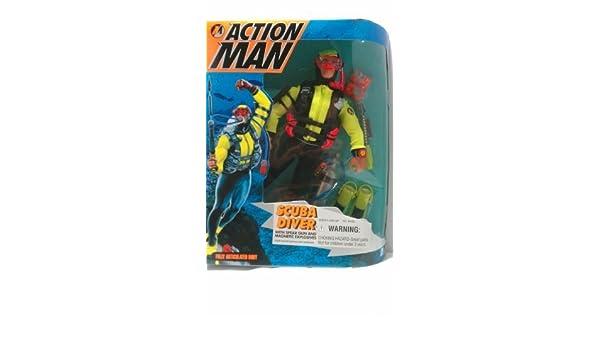 Action Man Scuba Diver 12