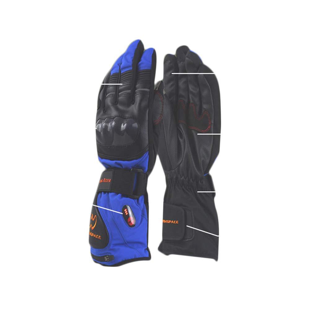 Neutraler Touchscreen Akku-Heizhandschuh-Set, Wasserdichte Warme Winterhandschuhe Outdoor-Camping Wandern Reiten Jagd