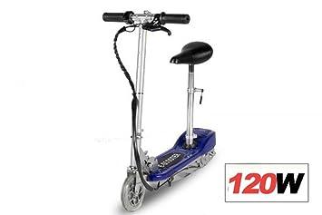 120 W ECO Scooter Patinete eléctrico Mini Runner: Amazon.es ...