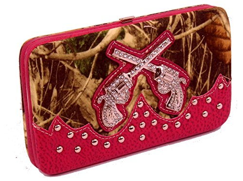 Decorated Frame Wallet - 9