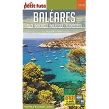 BALÉARES, IBIZA-MINORQUE-MAJORQUE-FORMENTERA 2018 + OFFRE NUMÉRIQUE