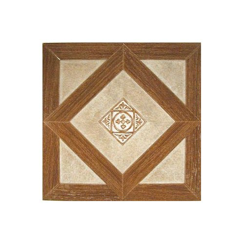 Floor Tile 9 Boxes Covers (Madison Vinyl Self Stick Floor Tile 18152 Home Dynamix Flooring - 1 Box Covers 9 Sq. Ft.)