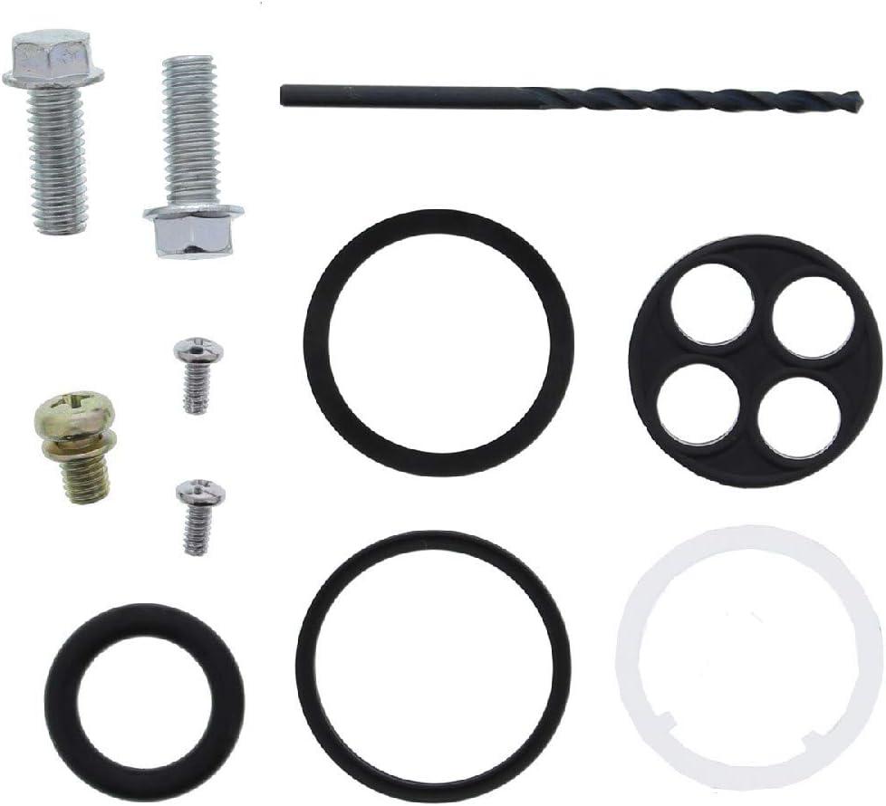 All Balls Racing 60-1221 Fuel Tap Repair Kit Honda Rivet Style