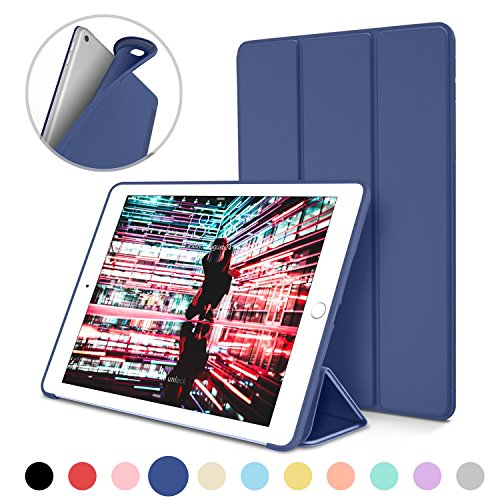 iPad-Case-for-iPad-Mini-4-DTTO-Anti-Scratch-Ultra-Slim-Lightweight-Auto-SleepWake-Smart-Case-Trifold-Cover-Stand-with-Flexible-Soft-TPU-Back-Cover-for-iPad-mini4-Navy-Blue