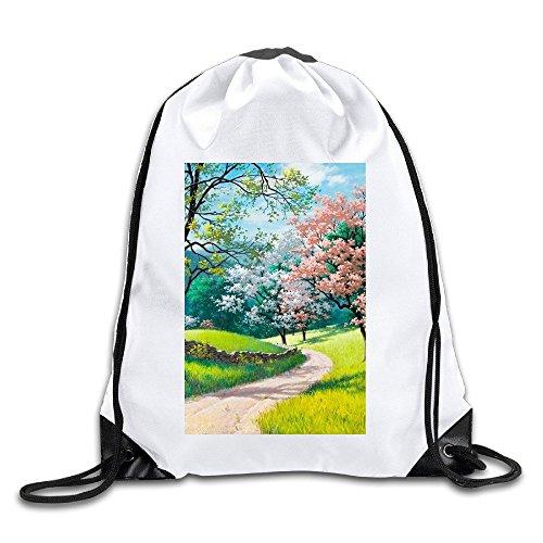 show-time-spring-park-backpack-gymsack-drawstring-sport-bag