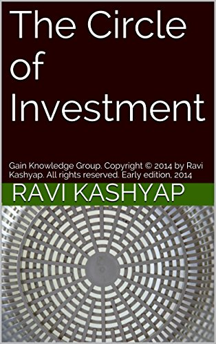 The Circle of Investment: Copyright © 2014 by Ravi Kashyap. All rights reserved. Early edition, 2014. Gain Knowledge - All Reserved 2014 Right
