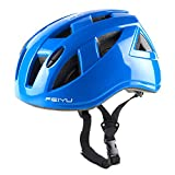 Joyutoy Bike Helmet Skateboarding Skating & Cycling Safety Bike Helmet for Kids (Royal Blue, S)