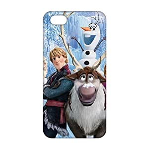 Cool-benz Frozen fresh cartoon design 3D Phone Case For Sam Sung Galaxy S4 I9500 Cover