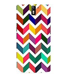 Fusion Gear ZigZag Pattern Case for OnePlus One