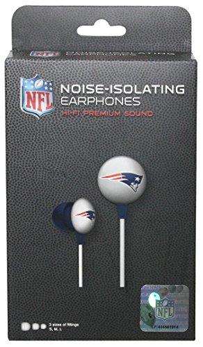 New England Patriots iHip Ear Buds