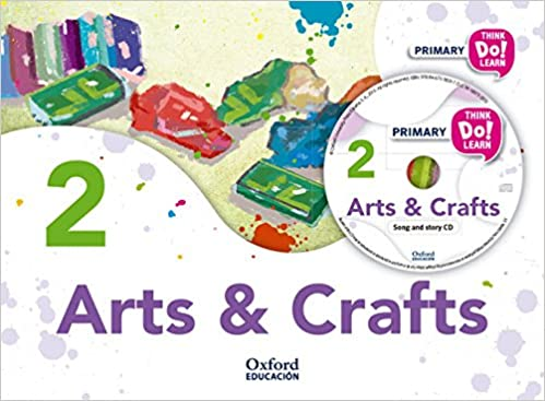 Pack Think Do Learn Arts & Crafts 2nd Primary Students Book + CD - 9788467392371: Amazon.es: Varios Autores: Libros en idiomas extranjeros