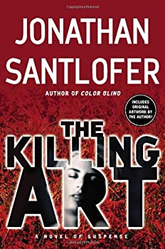 The Killing Art 0060541083 Book Cover
