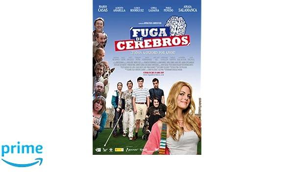 Fuga De Cerebros [DVD]: Amazon.es: Mario Casas, Alberto ...