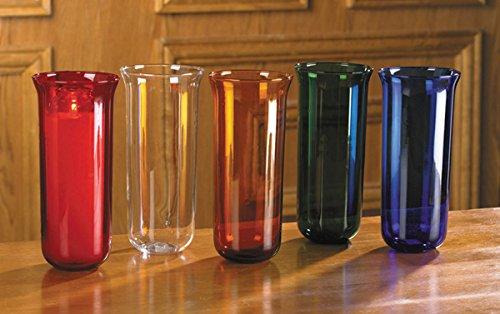 - Sanctuary Globe - Crystal Pot Fired Glass 10