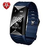 Willful Fitness Tracker, Fitness Watch Pedometer Watch Waterproof Activity...