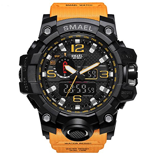 SMAEL Movement Military Resistant Backlight product image