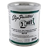 1 Shot 4016 Anti-Graffiti Clear Gloss Pt A Qt
