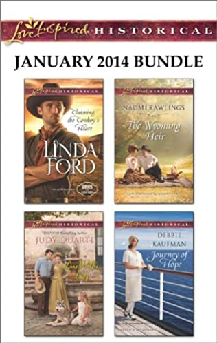 book cover of Love Inspired Historical January 2014 Bundle
