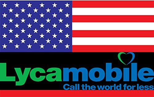 Prepaid Puerto Lycamobile Mobile Internet product image