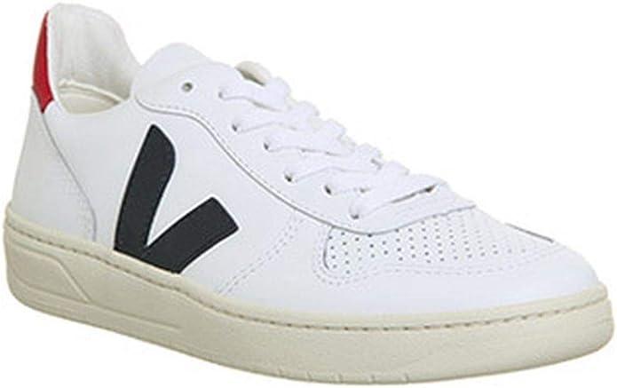 Veja V-10 Sneakers Damen Weiß