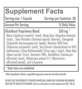 Gluteboost Butt Pills