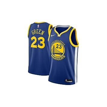 best service aeb4c f3d55 Amazon.com : NIKE Draymond Green Golden State Warriors Blue ...