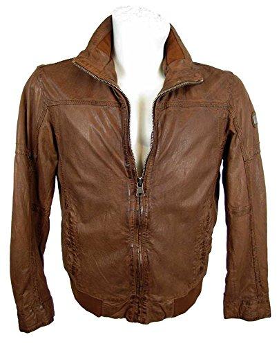 Pierre Cardin - Chaqueta - para hombre Marrón marrón brandy: Amazon.es: Ropa y accesorios