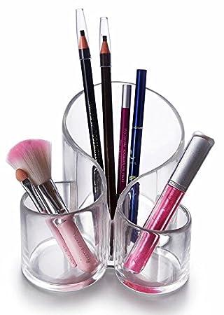 Oxid7® Organizer Für Kosmetik Acryl | Aufbewahrungsbox Für Make Up Und  Schmuck | Schmuckkästchen |