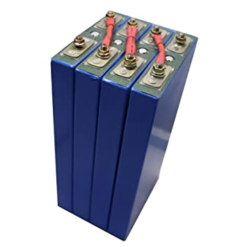 Amazon.com: Batería de litio LiFePO4 de 12 V 100 Ah para EV ...