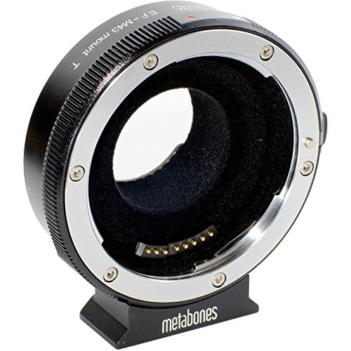 Metabones Adapter Canon EF with MFT (Micro Four Thirds To Ef)